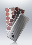 Kryolan Lip Rouge 24 Colors Palette 1208