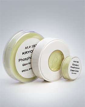 Kryolan Phosphorescent Glow-in-the-Dark