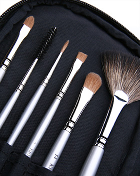 Kryolan Professional 8 Brushes Kit