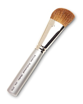 Kryolan Professional Angle Shadow Brush 1711