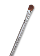 Kryolan Professional Makeup Brushes - Filbert