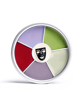 Kryolan SupraColor Cream Makeup Wheel