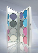 Kryolan Viva Brilliant Color Medley Pearl 8 Colors 9108