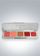 Kryolan 5 Color Cream Blusher Palette
