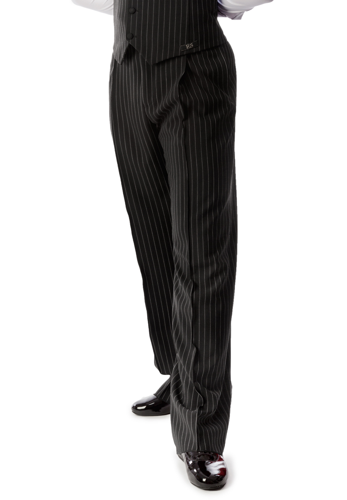 RS Atelier Mens Lorenzo Ballroom Dance Trousers