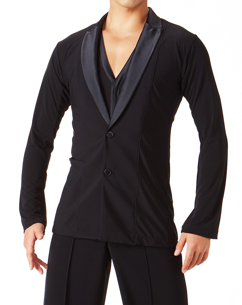 Taka Mens Latin Dance Jacket MS218