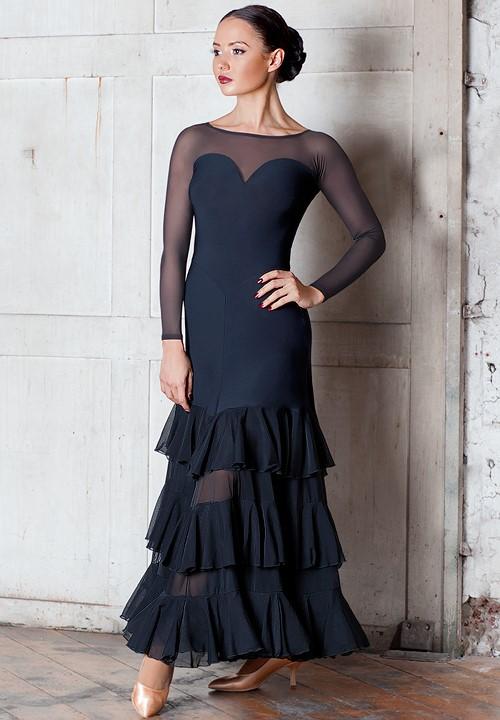 Chrisanne Clover Coral Ballroom Dress|Dresses