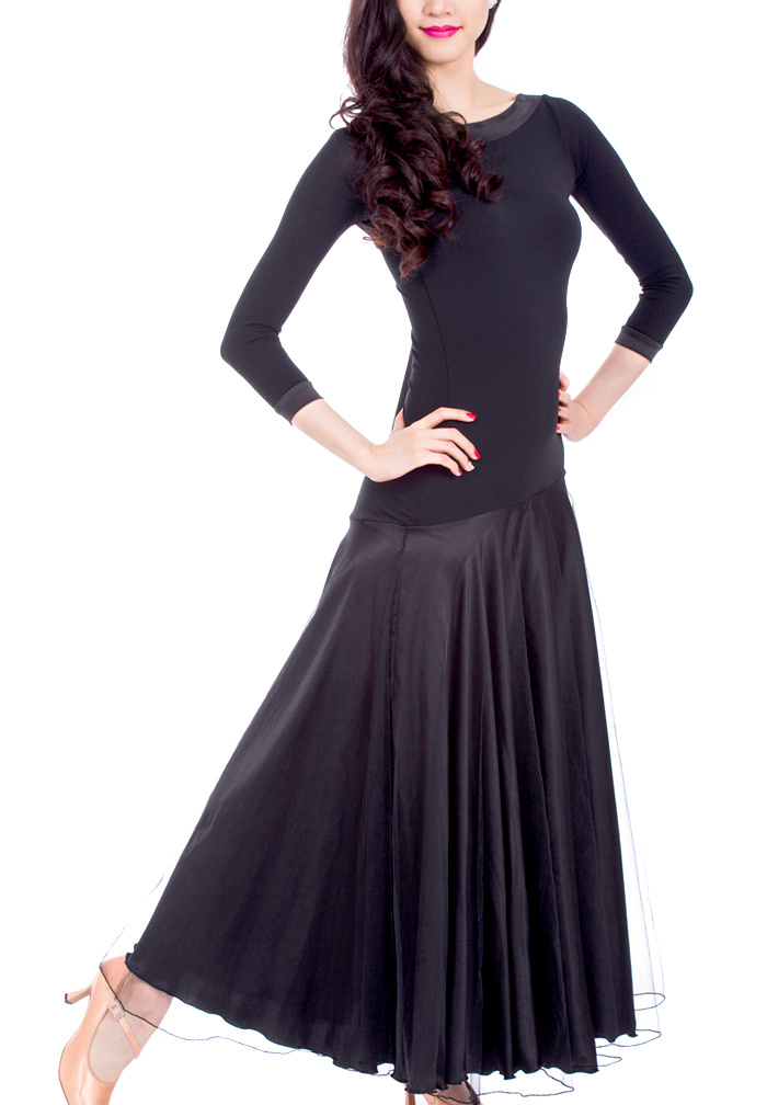 DSI Sienna Ballroom Dance Dress 3509