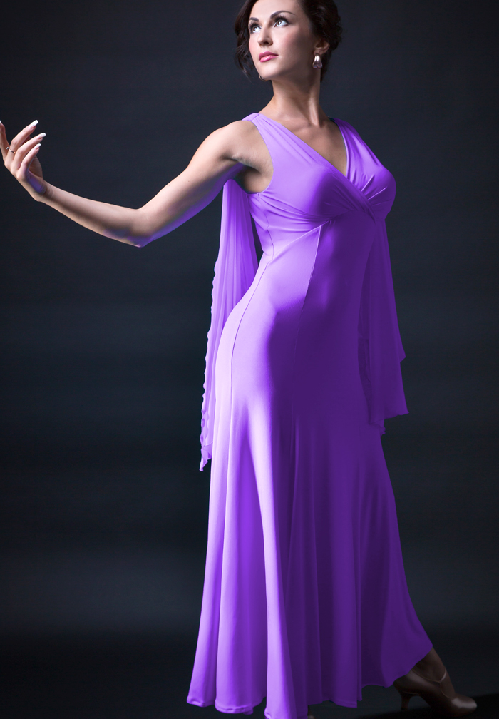 Santoria Paradeisos Ballroom Dance Dress DR7061