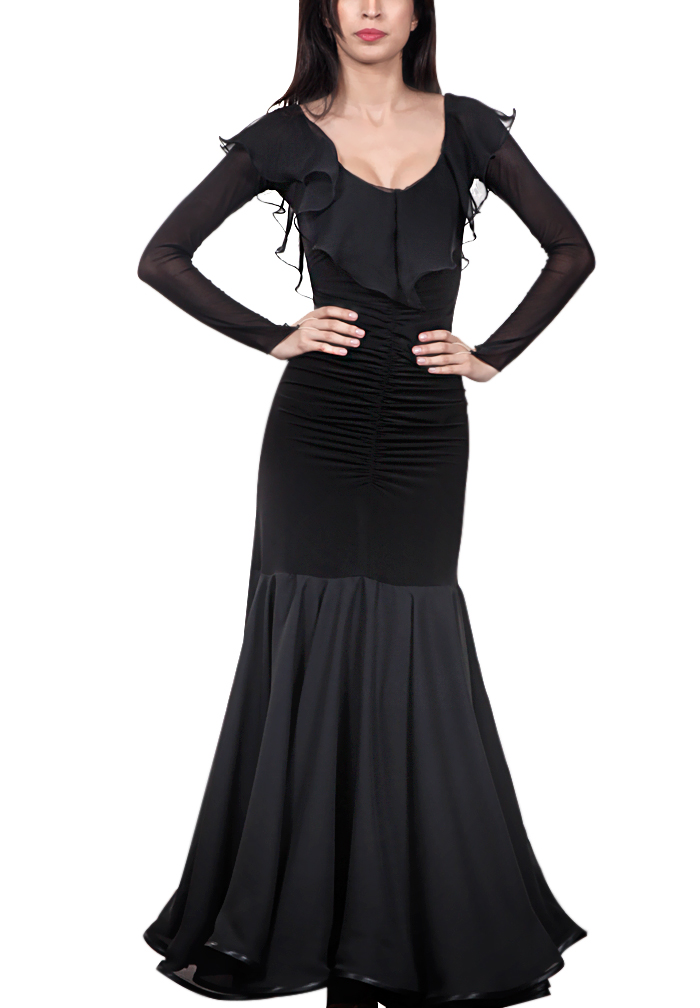 Victoria Blitz Ballroom Dance Dress ST013