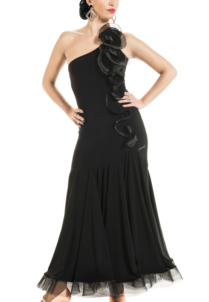 Victoria Blitz Ballroom Dance Dress ST024