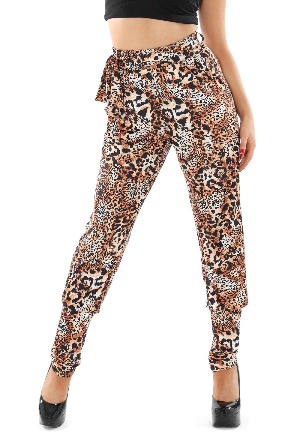 Je Dor Lounge Dance Pants w/ Tie B8699