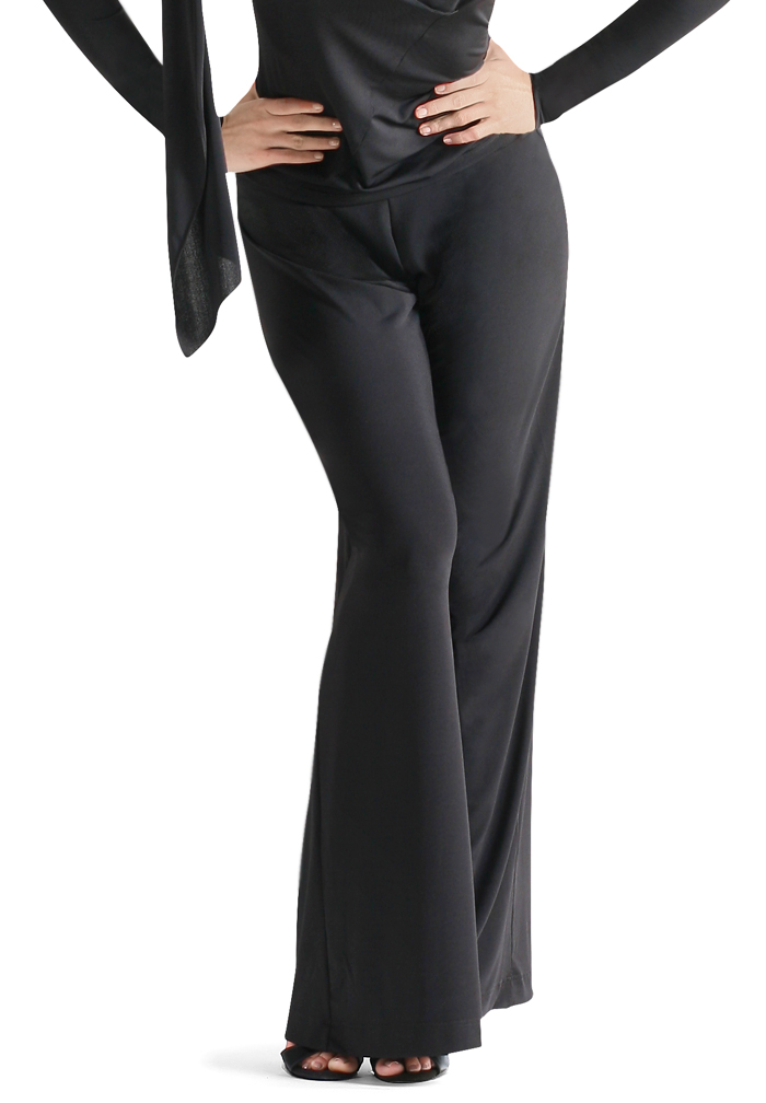 Maly Womens Loose Cut Dance Trousers MF121403
