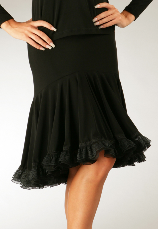 Zdenka Arko Latin Dance Skirt S852