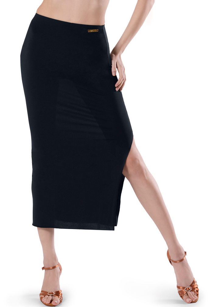 Maly Tight Cut Latin Skirt MF161503