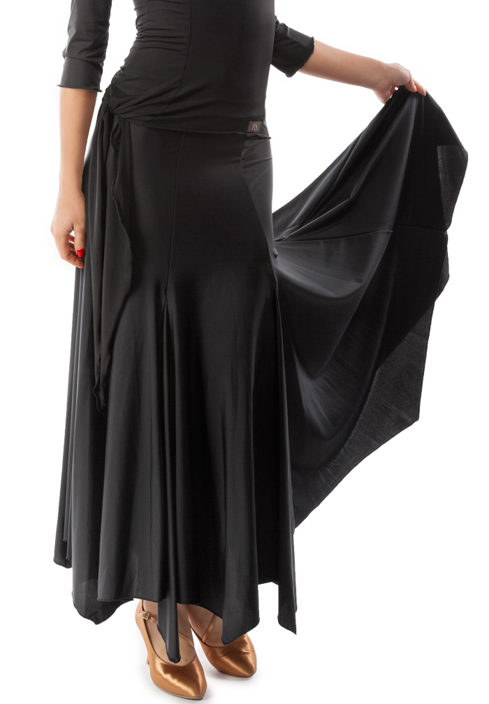 RS Atelier Chiara Star Ballroom Dance Skirt