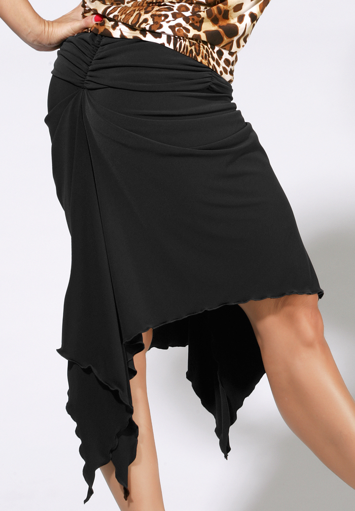 Zdenka Arko Latin Dance Skirt S1001