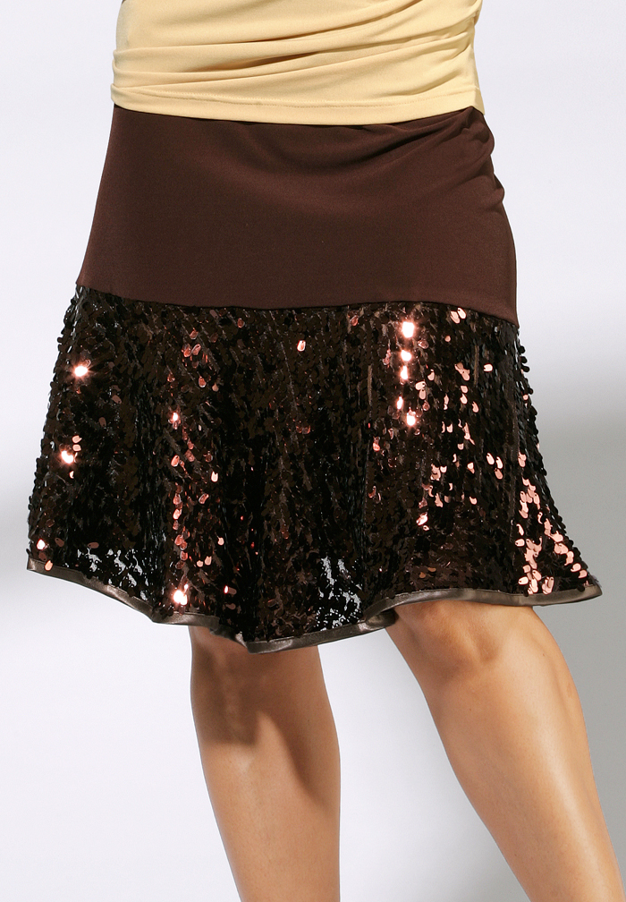 Zdenka Arko Latin Dance Skirt S1002