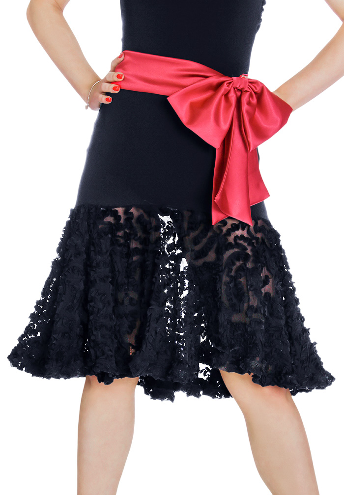 DSI Emma Latin Dance Skirt 3536