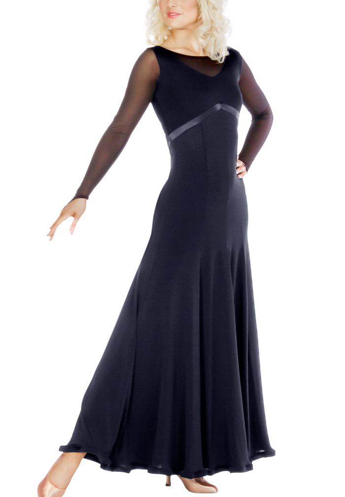 DSI Nikita Ballroom Dance Dress 3522