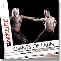 Giants of Latin - The Walter Larid Rhythms