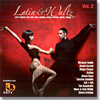 Latin & Waltz For Social Dancing Vol.2 (2 CD)