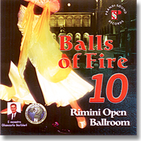 Rimini Open 10 - Balls of Fire Ballroom