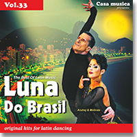 The Best of Latin Music Vol.33 - Luna Do Brasil