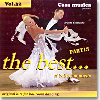 The Best of Ballroom Music Part 15 Vol.32