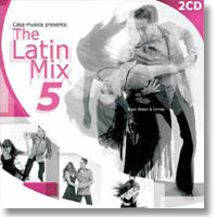 The Latin Mix 5 (2CD)