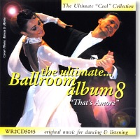 The Ultimate Ballroom Album 8 - That's Amore (2CD)