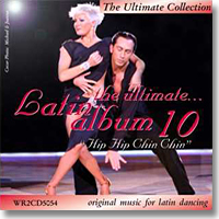 The Ultimate Latin Album 10 - Hip Hip Chin Chin (2CD)