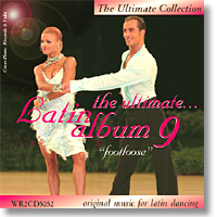 The Ultimate Latin Album 9 - Footloose (2CD)