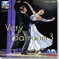 Very Ballroom 3 (Two CD Set)<BR>Various Artist Compilation