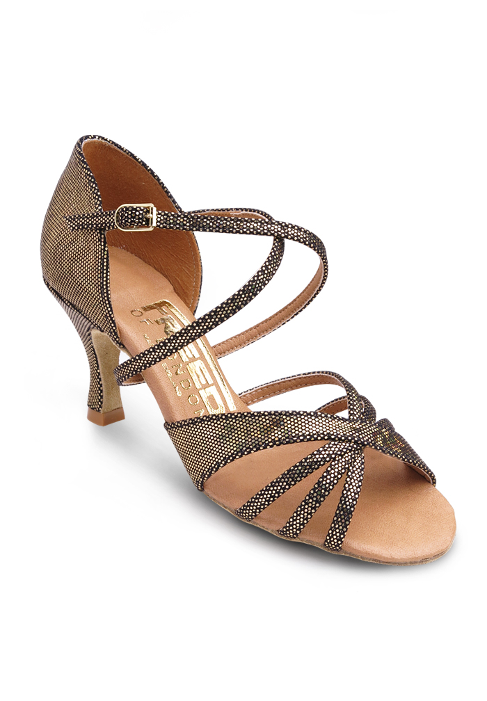 Freed of London Lidia Latin Dance Shoes