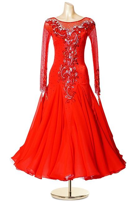 b0ce90567b28 Ballroom/Smooth Dresses for Dance Competition - DanceShopper