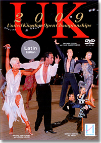 2009 United Kingdom Open Championships Complete Version - Latin