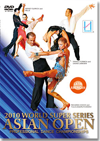 2010 Asian Open Professional Dance Championships - Latin