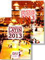 2013 Blackpool Dance Festival DVD - Amateur Standard & Latin (2 DVDs)