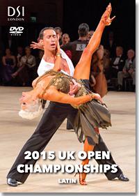 Amateur ballroom dance competition
