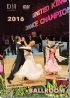 2016 UK Open Dance Championships DVD - Professional & Amateur Ballroom (2 DVDs)