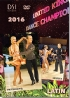 2016 UK Open Dance Championships DVD - Professional & Amateur Latin (2 DVDs)