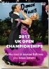 2017 UK Open Dance Championships DVD - Professional & Amateur Ballroom (2 DVD)