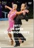 2017 UK Open Dance Championships DVD - Professional & Amateur Latin (2 DVD)
