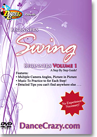A Step-by-Step Guide - Beginner's Swing Vol. 1