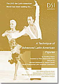 A Technique of Advanced Latin American Figures(2 DVD) 70500