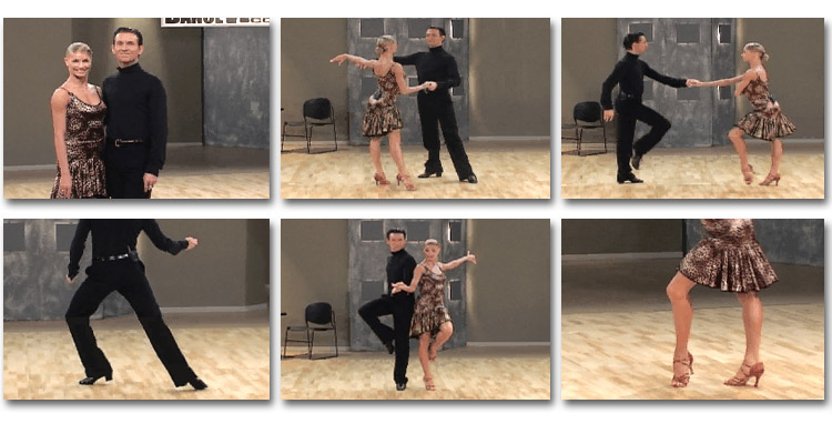 International Style Latin Jive Variations Dismk Aa on Basic Ballroom Dance Steps