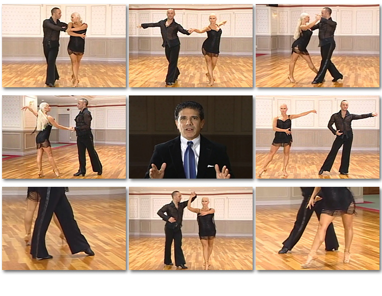 New ABC's of Latin - Cha Cha Cha - Himawari Ballroom Dance ...
