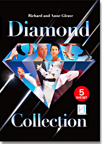 Richard and Anne Gleave Diamond Collection (5DVDs)