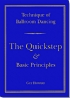 Technique Of Ballroom Dancing Quickstep(Book) 9021